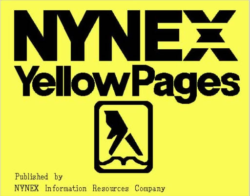 NYNEX Yellow Pages