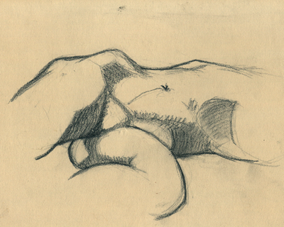 Drawing: Nude